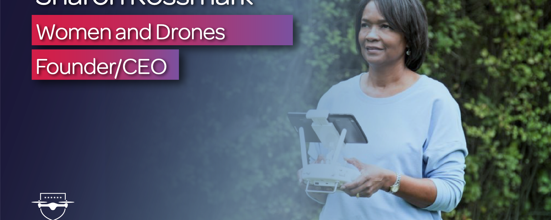 Drone Academy Podcast: Women and Drones