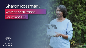 Drone Academy Podcast Women and Drones