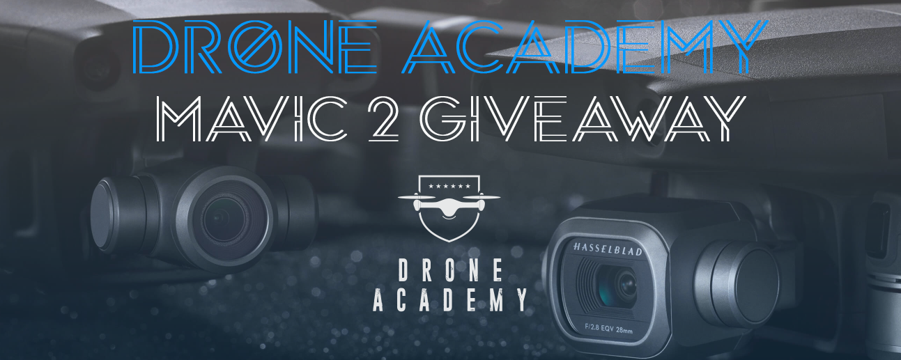 This is the Mavic 2 (and We're Giving One Away!)